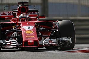Formula 1 Testing report Raikkonen tops first day of Abu Dhabi F1 test
