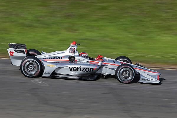 IndyCar Auch mit neuer IndyCar-Aerodynamik: Will Power will mehr Power