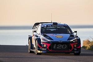 WRC Résultats Championnats - Plus que quatre points d'avance pour Hyundai