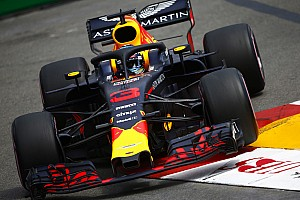Формула 1 Отчет о тренировке Гонщики Red Bull возглавили вторую подряд тренировку в Монако