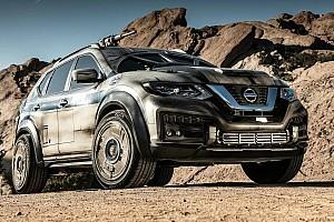 Auto Actualités Nissan transforme son SUV en Faucon Millenium!