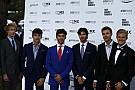 Fórmula 1 Galería: los pilotos de F1 se convierten en modelos en Mónaco