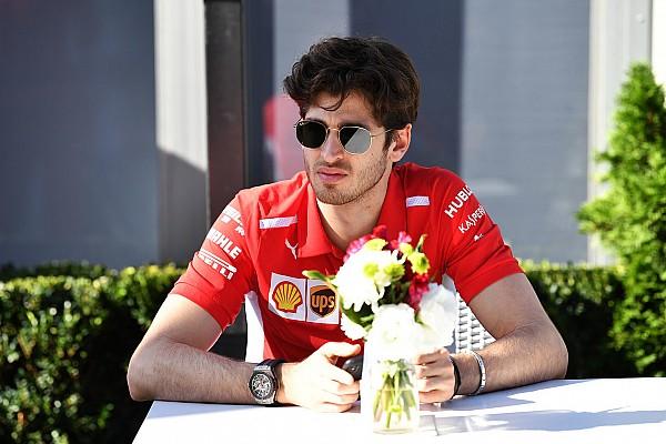 Ле-Ман Джовинацци дебютирует в «24 часах Ле-Мана» за Ferrari