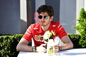 Le Mans Noticias Ferrari confirma a Giovinazzi para Le Mans
