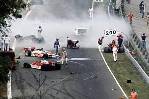 Формула 1 Самое интересное Десять самых коротких гонок в истории Формулы 1