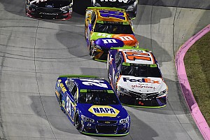 NASCAR Cup Special feature Roundtable: Will there be more fireworks between Elliott and Hamlin?