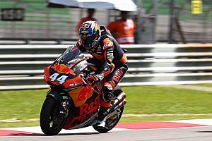 Moto2 Reporte de la carrera Oliveira se impone de nuevo y un ya coronado Morbidelli acaba tercero