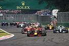 Liberty evaluating F1 circuit design tweaks to improve racing