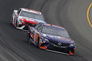 NASCAR Cup Breaking news Three Joe Gibbs Racing car chiefs suspended for Sonoma Cup race