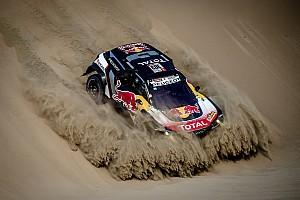 Sainz egy megérdemelt Dakar-győzelemről beszél