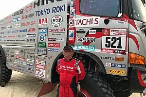 Dakar Entrevista El abuelo del Dakar quiere correr hasta los 100 años