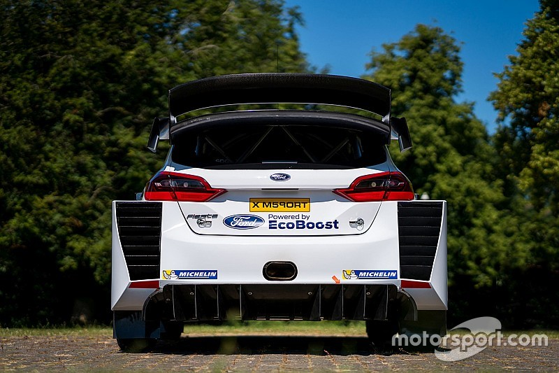 M-Sport brings Finland aero upgrade for Ogier