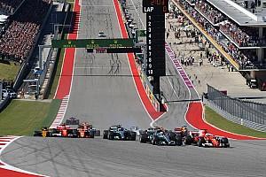 Формула 1 Результаты Положение в чемпионате пилотов и Кубке конструкторов после Гран При США