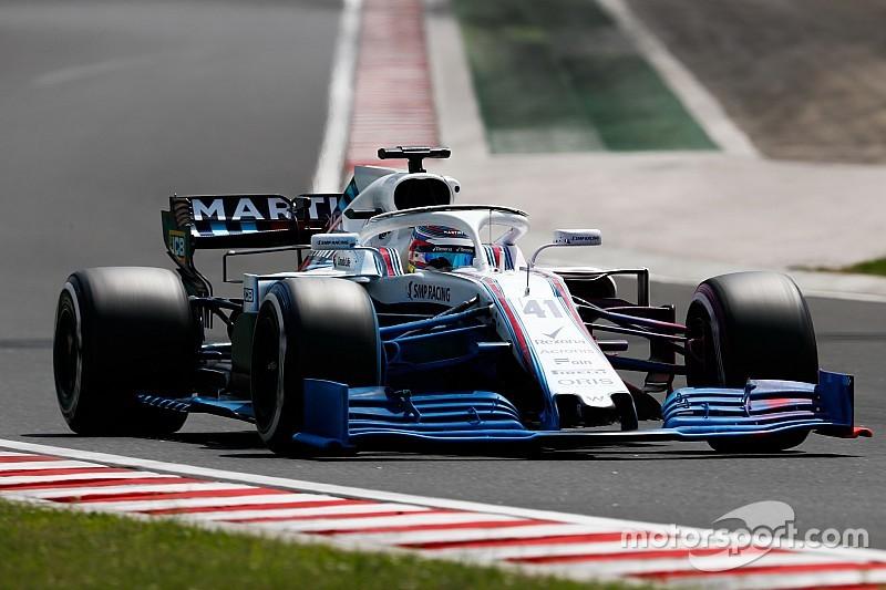 F1 takımlarının sezon sonu testinde 2019 kanatlarını kullanması yasaklandı