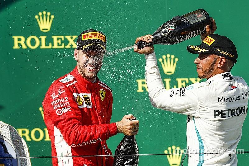 David Coulthard begeistert: Vettel gegen Hamilton ist