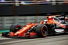 McLaren não terá patrocinador principal em 2018, diz Brown