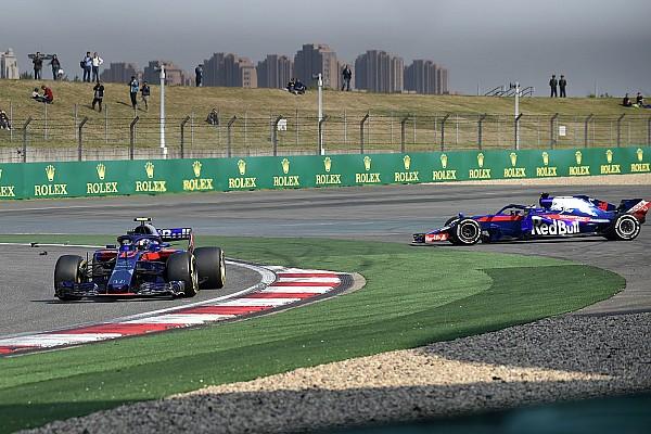 Dupla da Toro Rosso atribui acidente a