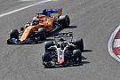 فورمولا 1 هاس: مكلارين ورينو