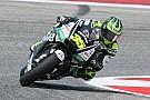 MotoGP Crutchlow déçu par son pneu arrière en qualifs