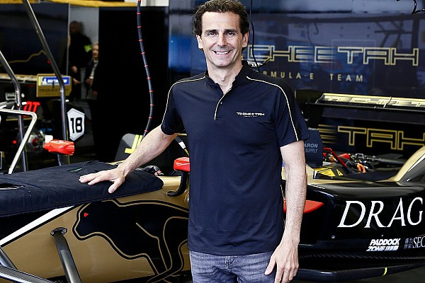 De la Rosa joins Techeetah in sporting and tech role