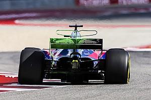 Fórmula 1 Galería GALERÍA TÉCNICA: la actualización del Toro Rosso STR12 durante el 2017