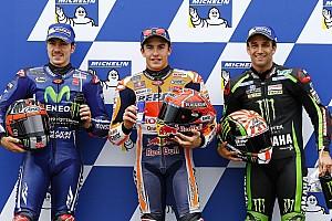 MotoGP Результати Гран Прі Австралії: стартова решітка