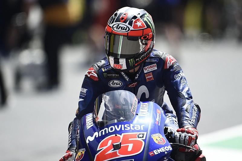 """Viñales: """"Yamaha tiene un piloto para ganar el título, pero tienen que darme las armas"""""""