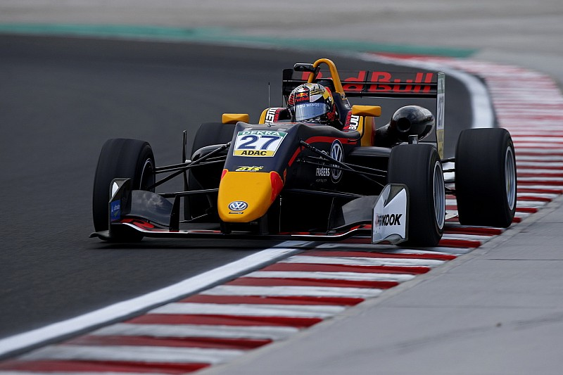 Ticktum, pole en Hungaroring con Palou en primera fila