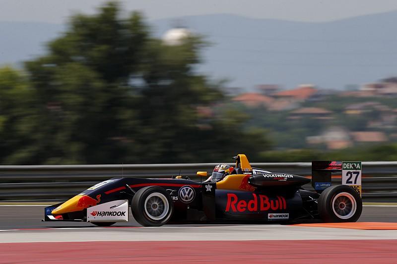 Євро Ф3 на Хунгароринзі: юніор Red Bull переграв Міка Шумахера і Ко