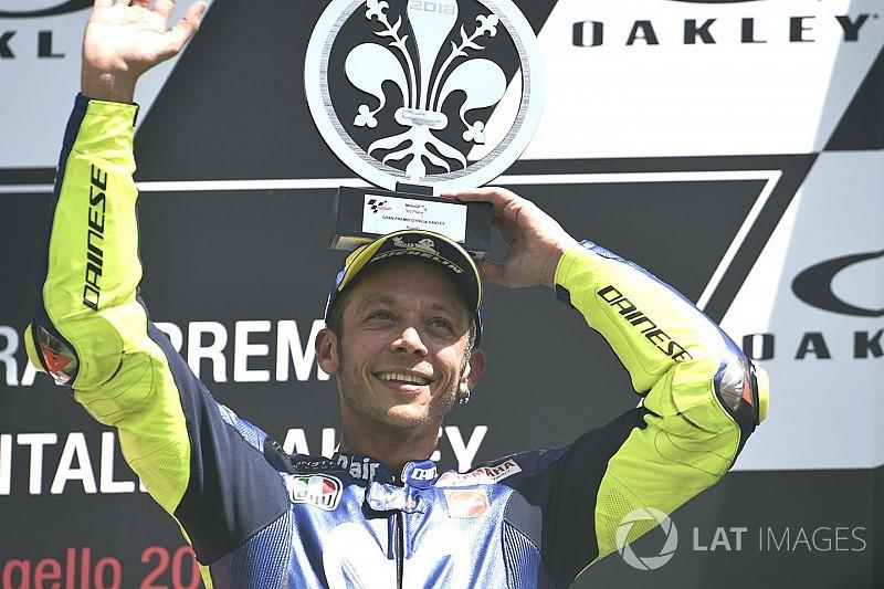 Rossi ziet kansen in Barcelona: