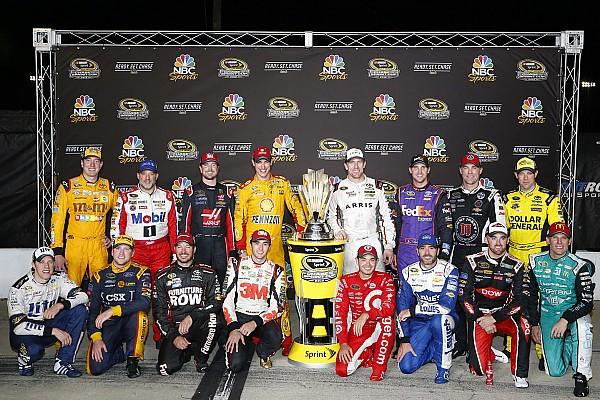 Definidos los participantes del Chase por la Copa Sprint