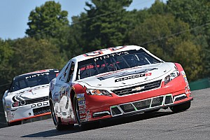 NASCAR Canada Race report Lapcevich clinches 2016 title as Hathaway dominates Kawartha250