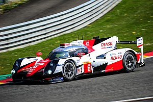 WEC Qualifying report Competitive qualifying for Toyota Gazoo Racing