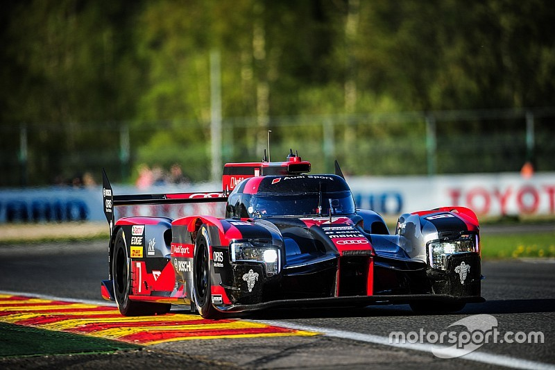 Benoit Treluyer Audi Gains Momentum Ahead Of This Years Le Mans - Momentum audi