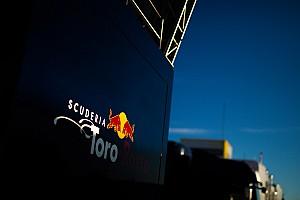 【F1】ルノー製PUにトラブル? トロロッソのシェイクダウン中止