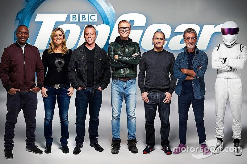 Nieuw seizoen Top Gear vanaf 29 mei te zien bij BBC