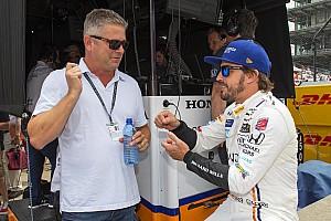 IndyCar Son dakika De Ferran: Alonso ile yeniden Indy 500'de çalışmak isterim