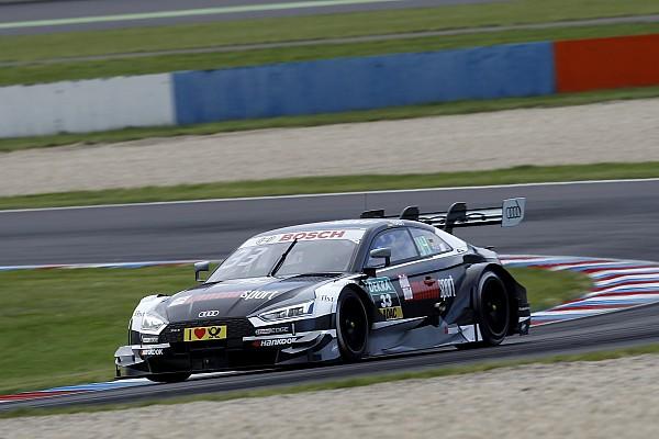 DTM Reporte de calificación Rene Rast  pole en la carrera del sábado del DTM