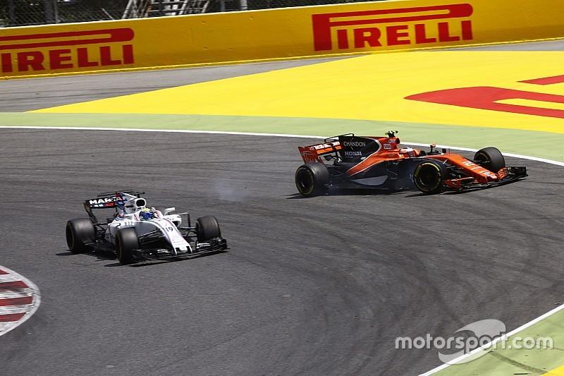 【F1】バンドーン、接触でペナルティ。次戦モナコで3グリッドダウン