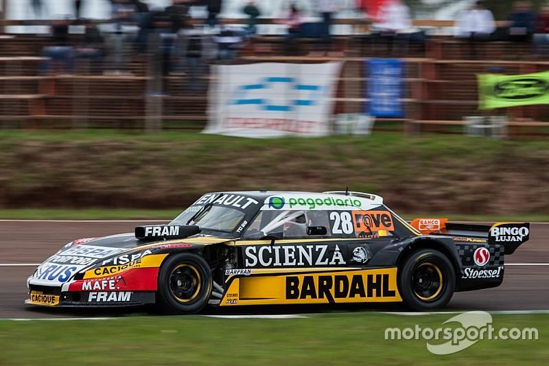 Spataro ganó en una carrera acortada por la lluvia en Posadas