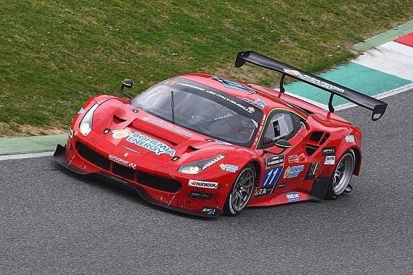 Scuderia Praha Ferrari on pole position for 12H Red Bull Ring
