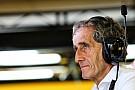 Prosts'est excusé auprès de Verstappen au nom de Renault