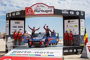 WRC Réactions Neuville, deuxième et satisfait après avoir dû