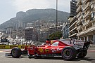 F1 Vettel asusta en Mónaco antes de la clasificación