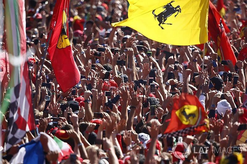 Priestley: Formula 1, Ferrari olmadan da hayatta kalabilir