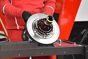 Ferrari: sulla SF70H resta il mozzo forato aperto anche a Spa