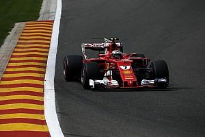 F1 Noticias de última hora Raikkonen, líder en los Libres 1 en GP de Bélgica