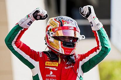 FIA F2 Chronique Leclerc - De la 14e place à la victoire!