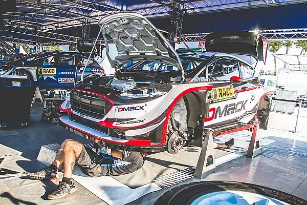 Ufficiale: il team DMACK WRC lascia il Mondiale Rally dopo 5 stagioni!