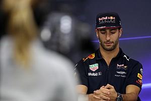 Формула 1 Комментарий В Red Bull заявили о намерении продлить контракт с Риккардо